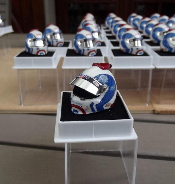 Mini Casque Michel Disdier